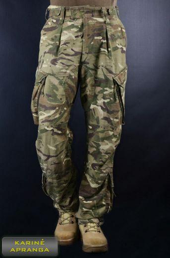 Kelnės MTP Combat. Trousers Combat FR MTP.