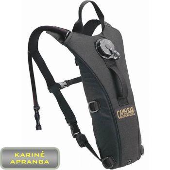 Camelbak gertuvė – kuprinė, 2 litrai, juodos spalvos. CAMELBAK hydration pack, black.