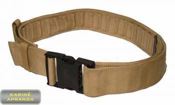 Karinis PLCE diržas (Heavy Duty PLCE Belt)