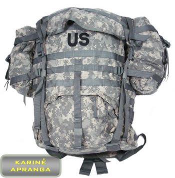 JAV kariuomenės kuprinė (US army rucksack digital camo size XL original)
