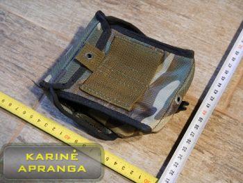 Granatų dėklas (naujas). (Grenade holster)
