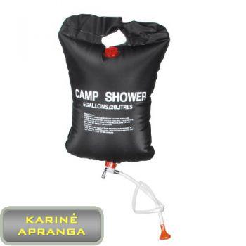 Dušas 20 l. (Camp shower 20 litres)
