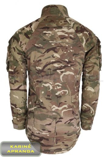 Taktiniai marškiniai Combat For Air Crew. Shirt, Under Body, Armour, FR, MTP.