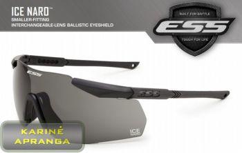 Taktiniai apsauginiai akiniai ESS ICE NARO.