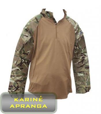 UBAC MTP Taktiniai marškinėliai su apsauga.