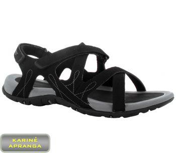 Sandalai Hi Tec juodi 43 dydis (nauji)