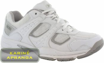 MAGNUM sportiniai bateliai, baltos-pilkos spalvos (MAGNUM  trainers)
