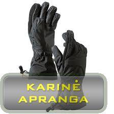 Lowe Alpine žieminės pirštinės. Lowe Alpine gloves.