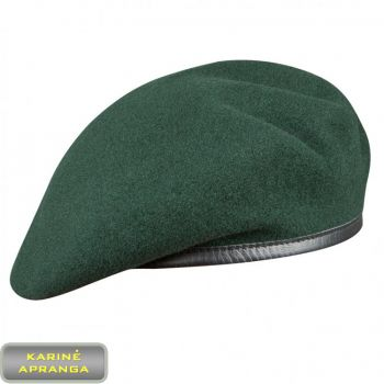Beretė pėstininko, 100% vilna. Beret, Wool, Knitted, The Rifles