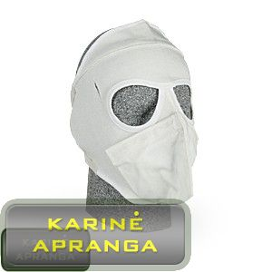 Veido kaukė Mk2, nedeganti. Face Mask Extreme Cold Weather Mk2.