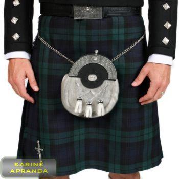 Škotų kiltas (Genuine Britsh Army The Royal Regiment of Scotland Kilt)