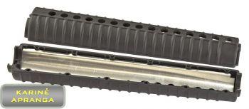 Ginklo AR15 / M16 apsodo lovelis