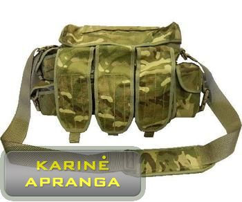 MTP Amunicijos krepšys