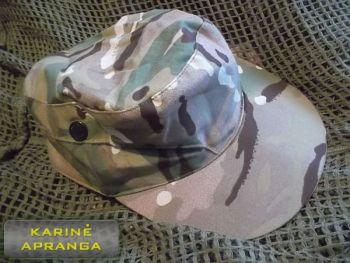 MTP marginimo kepurė su snapeliu (Cap MTP Combat)