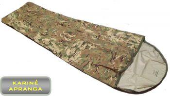 Apsauginis miegmaišio dėklas Gore-Tex, MTP maskuojanti spalva. (MTP sleeping bag cover)