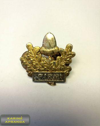 Britų kariuomenės Mercian pulko ženklas FIRM Nr.14