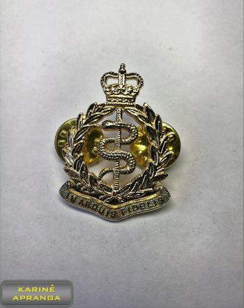 Karališkosios kariuomenės Medikų korpuso ženklas Nr.15