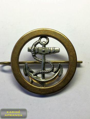 Karališkojo laivyno jaunesniųjų vadų beretės ženklas. Nr.29