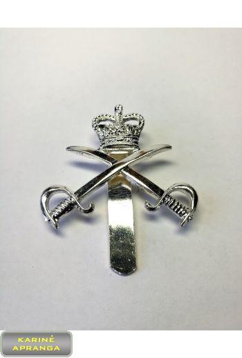 Karališkųjų pajėgų Fizinio Lavinimo korpuso beretės ženklas Nr.8