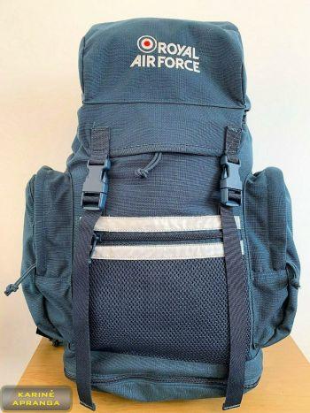 Kuprinė lakūnų 30 L atnaujinto modelio. Field Pack pilots 30 L renewed.