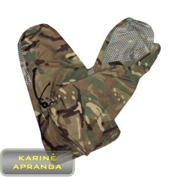 Išorinės Gore-tex MTP pirštinės (Army MTP Goretex Outer Mittens)