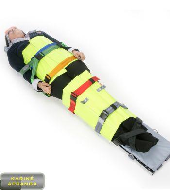 """Paraguard"" gelbėjimo neštuvai (Paraguard rescure stretcher)"