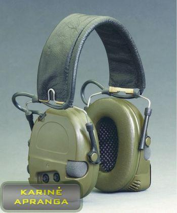 Peltor ComTac 3M ausinės.