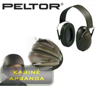 Ausinės PELTOR Defenders H61FA