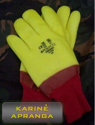 Profesionalios pirštinės POLYCO  (Professional gloves POLYCO).