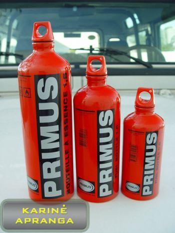 """""""Primus"""" kuro talpa, naudota (Primus fuel bottle, used, Grade 2)"""