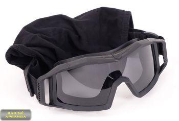 Taktiniai, koviniai akiniai REVISION Wolfspider Goggles