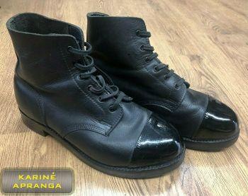 Garbės sargybos batai vintažiniai. Ammo Parade Boots