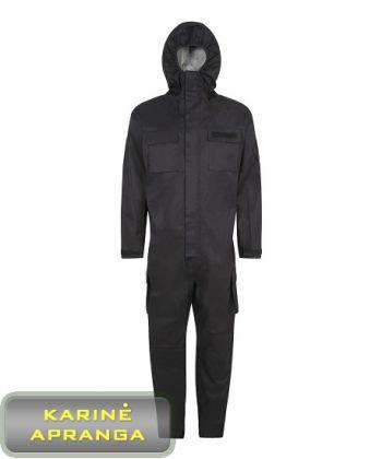 """Remploy Frontline"" CBRB kostiumas ""PEELER"", juodos spalvos, naujas (Remploy Frontline ""PEELER"" CBRN suit, black, new)"