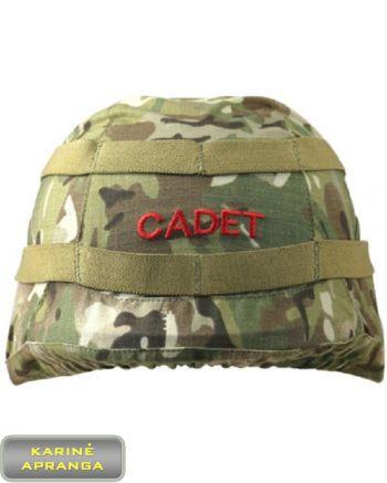 Antšalmis NTP. Helmet cover MTP cadet