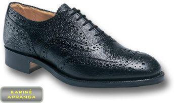 Škotų karališkojo pulko paradiniai batai. Royal Scottish regiment sanders shoes