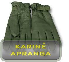 Žalios kareiviškos odinės pirštuotos pirštinės. (SOLDIER '95 COMBAT GLOVES, GORE-TEX, GREEN LEATHER)