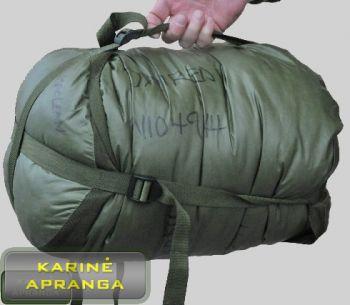 Miegmaišis šaltam orui Arctic. Army Arctic sleeping Bag.
