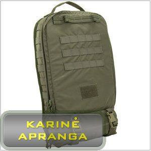 Medicininė kuprinė Tacops Medical Backpack Assault M-9