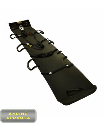 "Neštuvai Tactical Medical Solutions ""Tactical Medical Solutions Foxtrot Litter-stretcher Coyote Brown"""