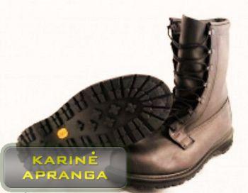 JAV taktiniai žieminiai batai. U.S Army Intermediate Cold Weather Boots
