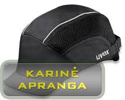 Saugos kepurė Uvex U-CAP