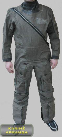 Vandeniui nepralaidus lakūno kostiumas