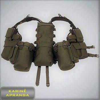 "Taktinė liemenė ""Viper"", žalios spalvos, nauja (Viper backpack tactical load bearing)"