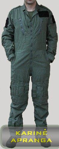 Lakūno kombinezonas (Air Crew Coverall M16a-b)